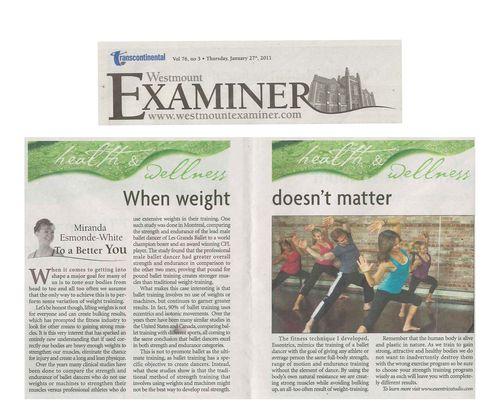 Examiner2011